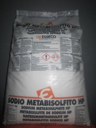 SODIUM METABISULPHITE Ý